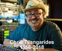 Chris Tsangarides